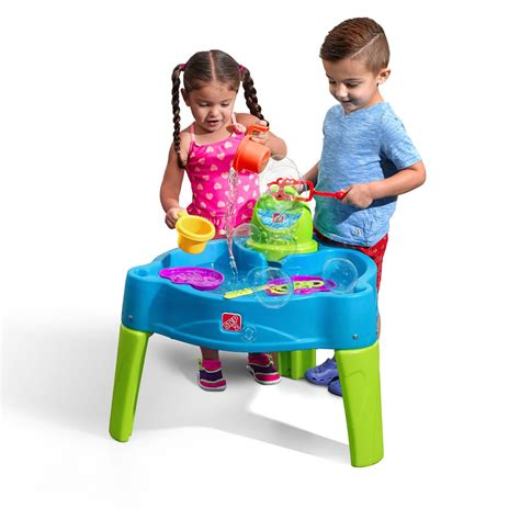 water table for 1 year big splash water table sand water play step2