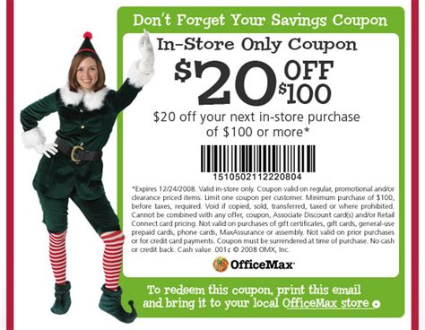Office Max Coupon Code by Amazing Features Of Office Max Coupons