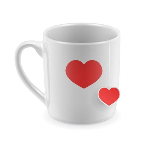 mug design for lovers valentine s mug design vector free download