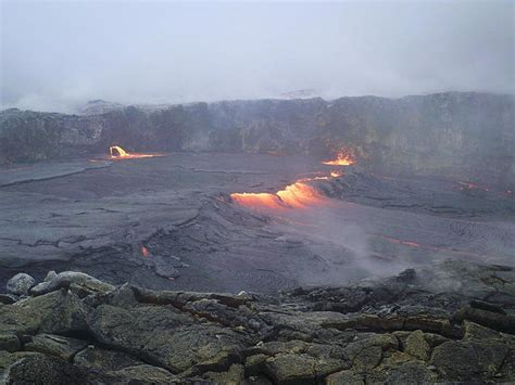 aloha haircuts hilo hours lava pond volcanic eruption in hawaii pictures cbs news