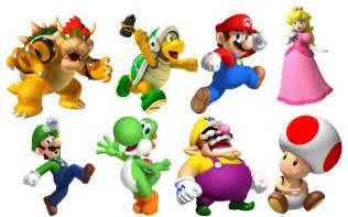 petition bring mario characters mario tennis mario kart 8 mario party