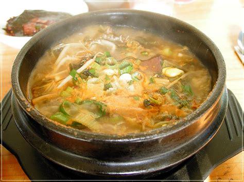 lets makanan khas korea