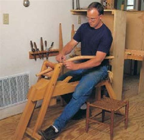 breed  shaving horse finewoodworking