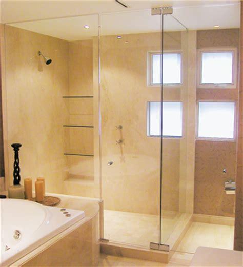 the shower door doctor glass showers gallery glass doctor
