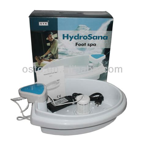 Bmost Efective Foot Electro Detox by High Quality Water Foot Basin Ionic Cleanse Detox Foot Spa