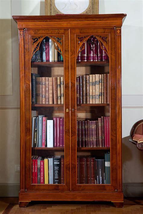 librerie di napoli coppia di librerie carlo x napoli antiquariato su