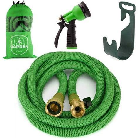 Garden Hose Material Expanding Garden Hose 50 Foot Green Strength