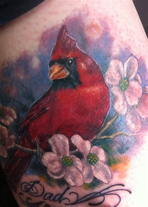 cardinal tattoo designs 43 wonderful cardinal tattoos