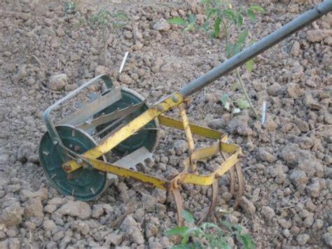 manual soil tiller cultivator xljbiiu