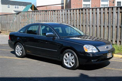 ford five hundred reviews ford five hundred review and photos