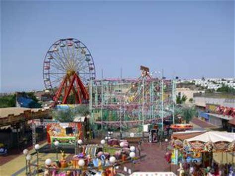 theme park gran canaria holiday world maspalomas amusement park at maspalomas
