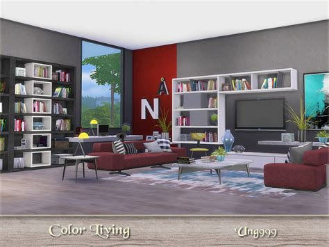 the resource room ung999 s color living