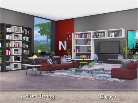 Livingroom Windows Ung999 S Color Living