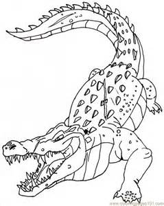 crocodile coloring pages crocodile coloring pages to print az coloring pages