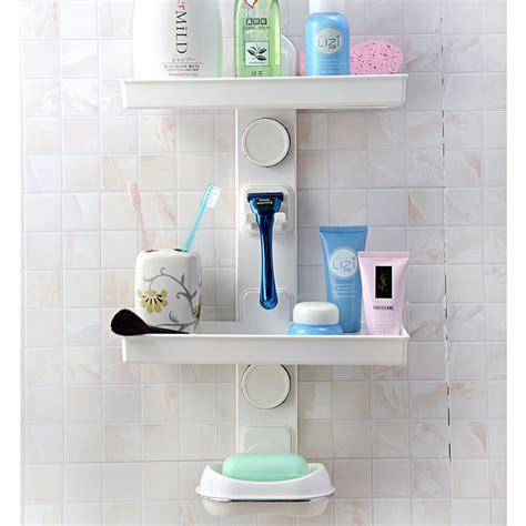 bathroom shower rack diy combined rack shower rack bathroom storage rack sponge