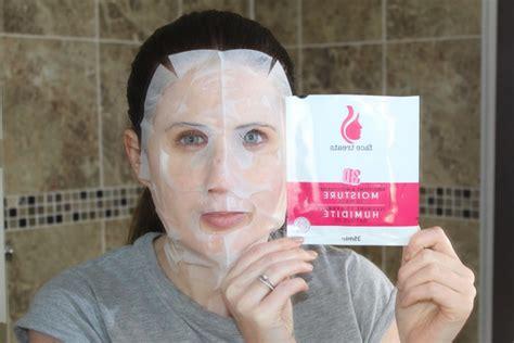 Masker Garnier Pink four drugstore sheet masks put to the test pink paradise