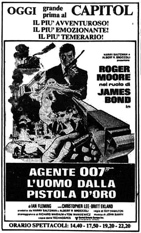 Agente 007 – L'uomo dalla pistola d'oro (1974) | IPMP