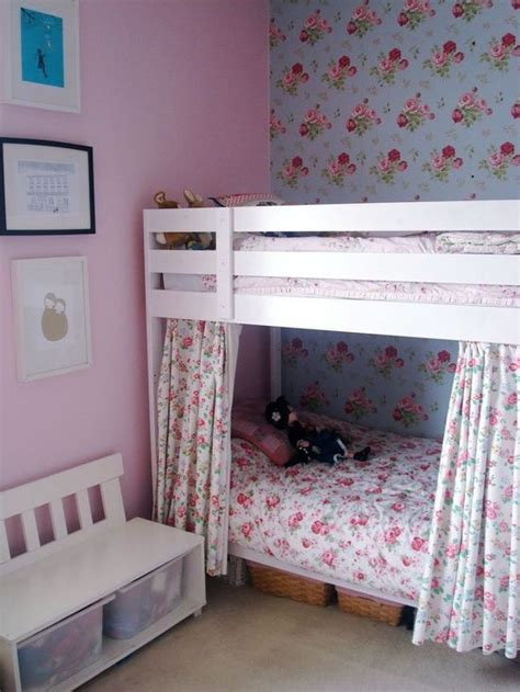 Bunk Bed Curtains Ikea Bunk Bed Curtains Ikea Ikea Troms 214 Bunk Bed With Trundle And A Tutorial On How To Make