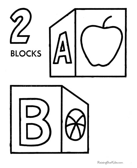 coloring pages learning numbers learning numbers 002