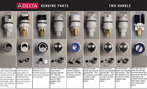3 Handle Shower Faucets Delta Stem Charts Jim Salmon Professional Home