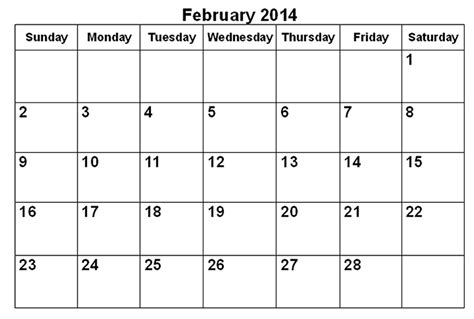 Feb 2014 Calendar February 2014 Activity Calendar Babcock Community Care
