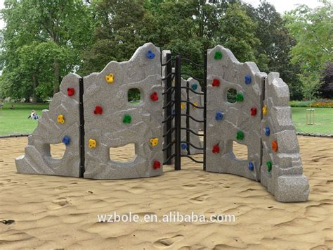 backyard climber new product playground equipment rock climbing wall