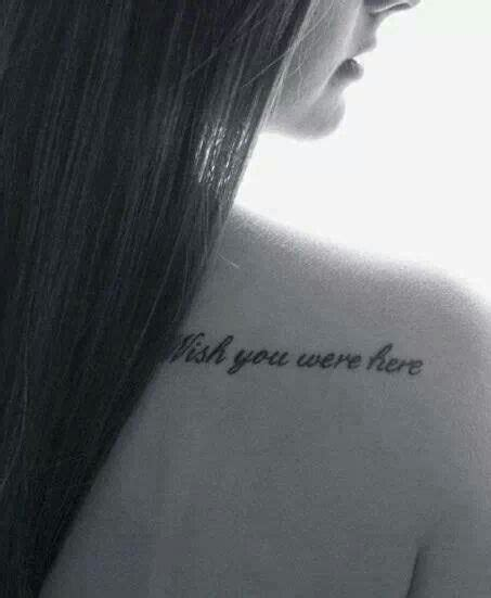 tattoo quotes on your shoulder best 25 shoulder quote tattoos ideas on pinterest back