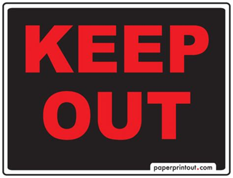 keep out signs for bedroom doors keep out signs free printable and downloadable