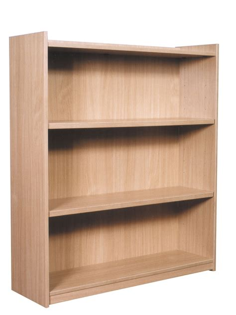 sided bookcase with flat top educational