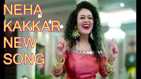 Neha Kakkar Day Song Neha Kakkar Ring Song Jatinder Jeetu New Punjabi Song