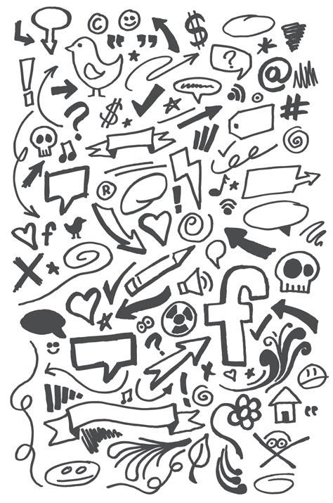 doodle vector free image gallery doodles