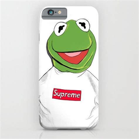 kermit supreme iphone case smartphone recipes iphone