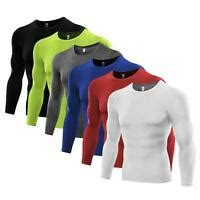 mens womens compression sports base  layer tights