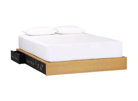 Single Platform Bed Beds Better Living Through Design