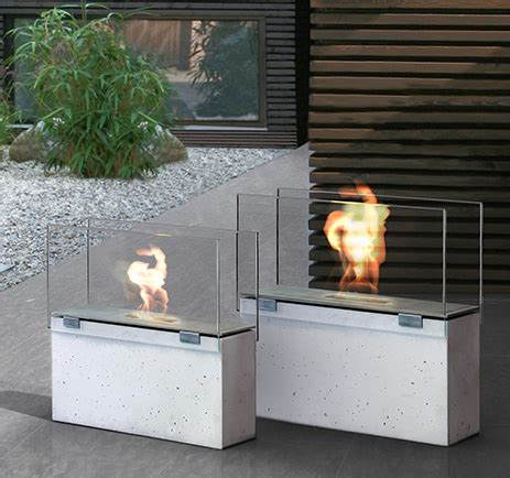 Conmoto Fireplace by Avant Garde Modern Furniture The Great Outdoors