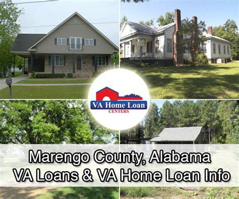 marengo county alabama va real estate loan information