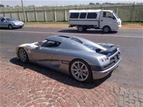 Koenigsegg South Africa Zero 2 Turbo