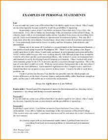 Best Personal Essay Collections 8 sle of personal statement for statement 2017
