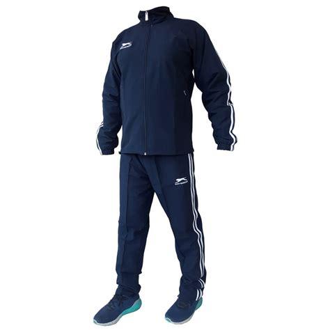 buy shiv naresh blue  white stripes track suit