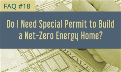 Do I Need A Building Permit For A Shed by Ultimate Guide Net Zero Home Building 21 Faqs