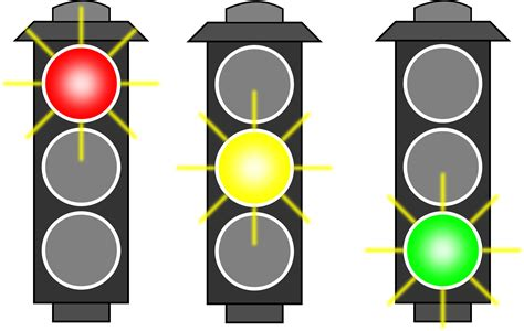 clipart semaforo timing light sequences build a traffic light controller