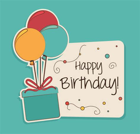 birthday greeting cards templates free 8 free birthday card templates excel pdf formats