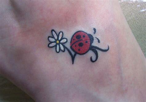 31 dainty ladybug tattoos creativefan