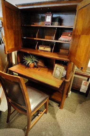 wood bookcase  folding desk home trendy