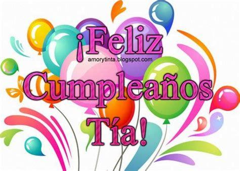 pin cumpleanos feliz tia on pinterest image result for feliz cumplea 241 os tia tarjetas
