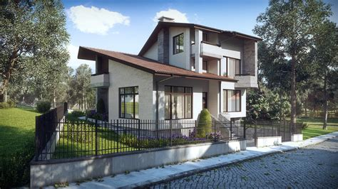 single family house single family house vitosha sofia kunchevarchdesign