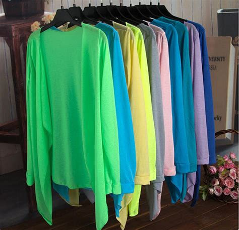 knitted blouse for sale sale 2015 summer cardigan color knitted