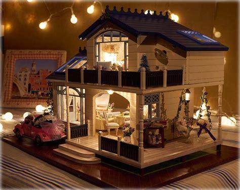 handmade doll house furniture miniatura diy doll houses