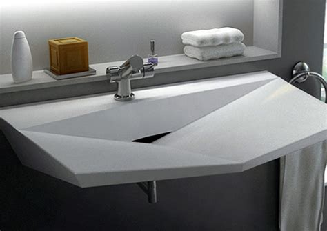 designer bathroom sink unique sink city yanko design