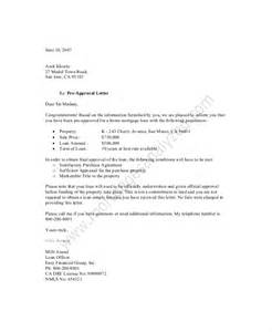 Mortgage Loan Pre Approval Letter Approval Letter Template 7 Free Word Pdf Documents Free Premium Templates